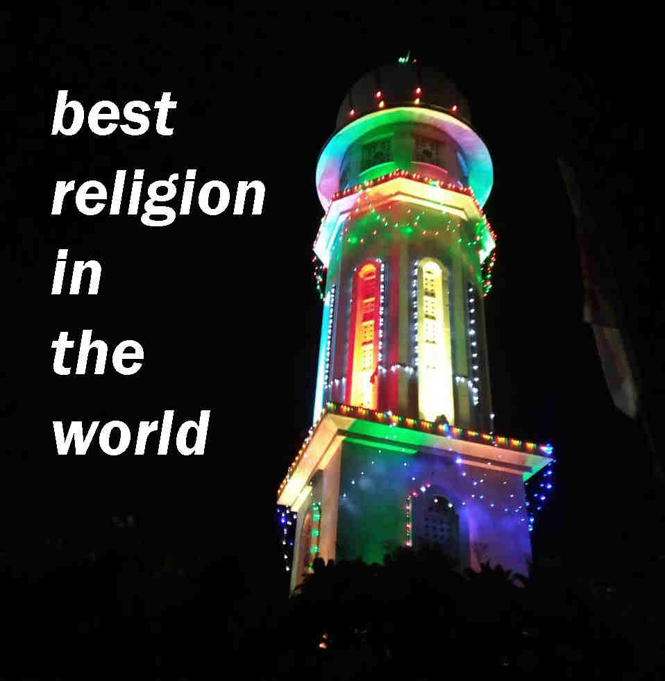 the best religion in the world