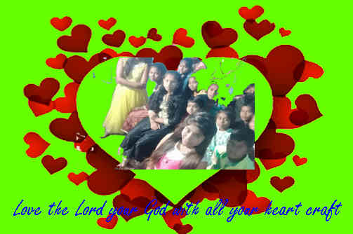 Love the Lord your God with all your heart craft